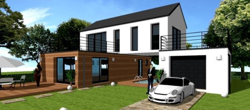 le designer francais votre designer et constructeur de maisons neuves sur mesure en ile de france
