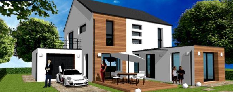 Des prix très maîtrisés en maison contemporaine moderne ...